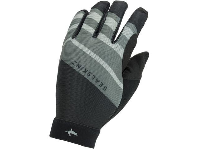 Sealskinz Solo Super Thin MTB Handschuhe black/grey